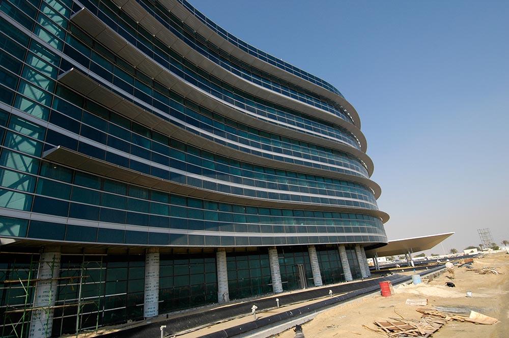 Kuwait National Petroleum Company (KNPC) - Head Quarters - KCPC